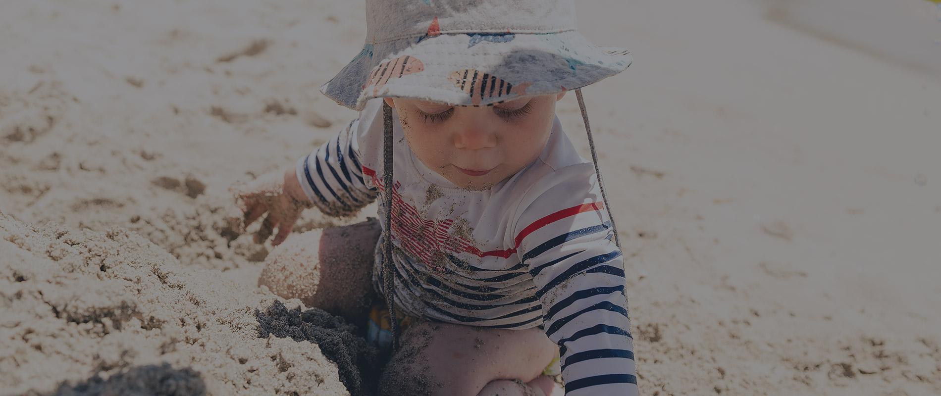 Reisen nach Korsika mit 1-jährigem Baby