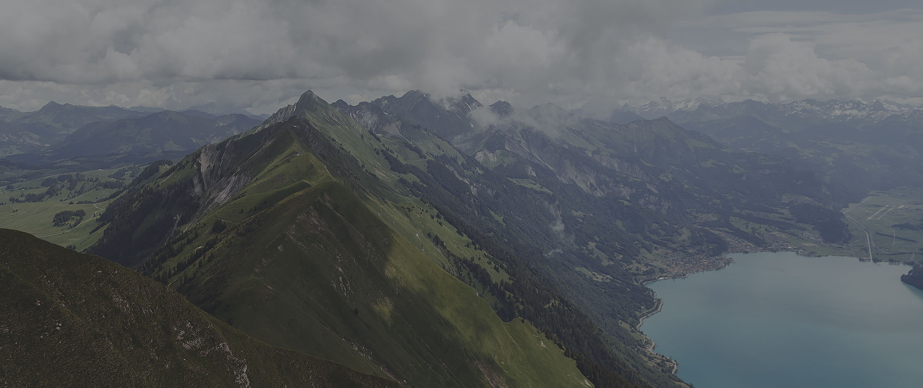 Pěší Túra na Augstmatthorn, Berner Oberland