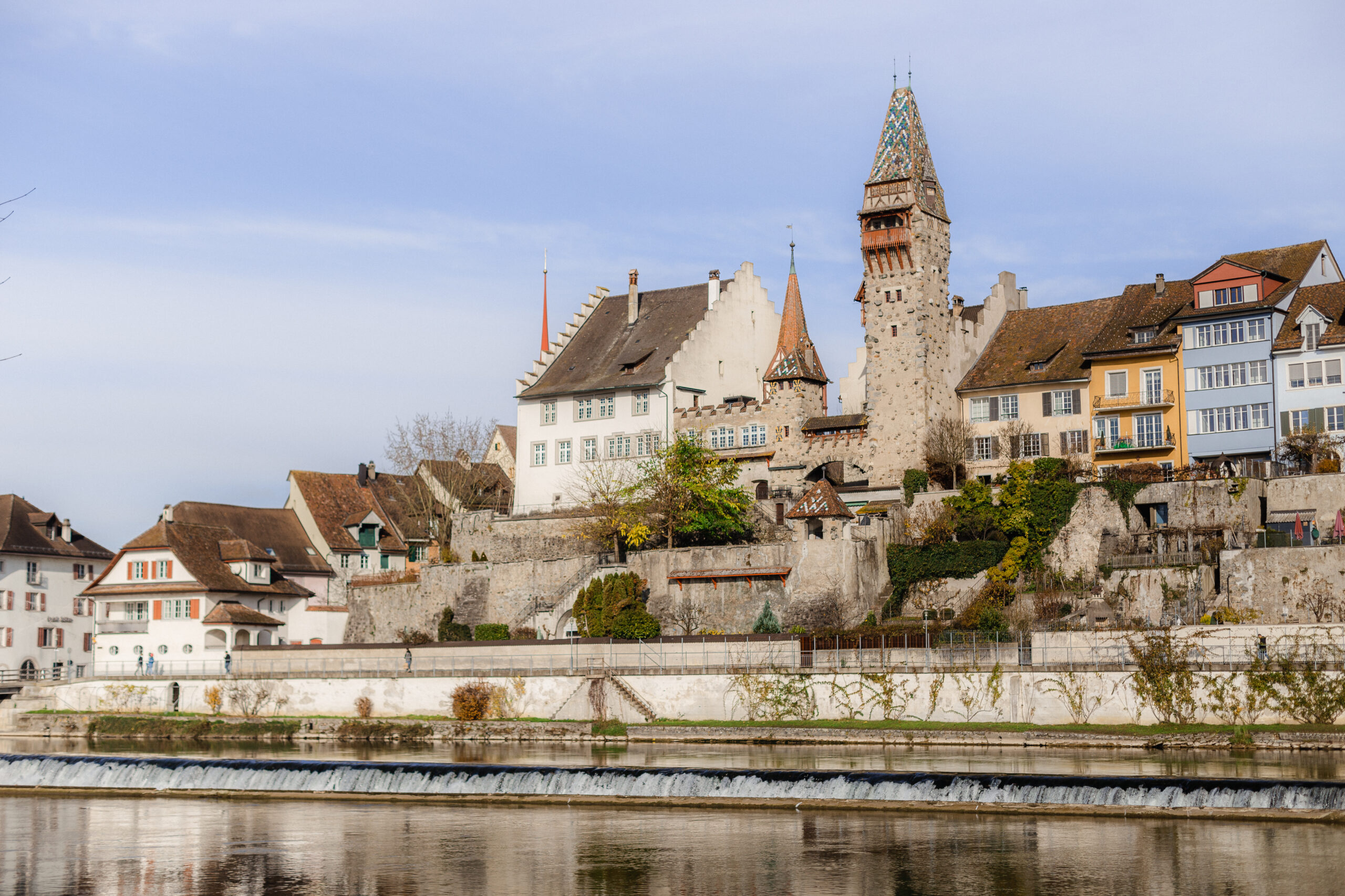 Historické městečko Bremgarten, AG